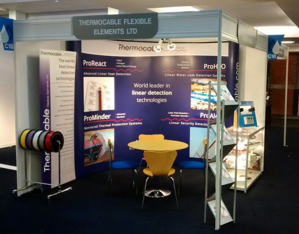 Thermocable Exhibited at EIC Connect Oil and Gas 2014