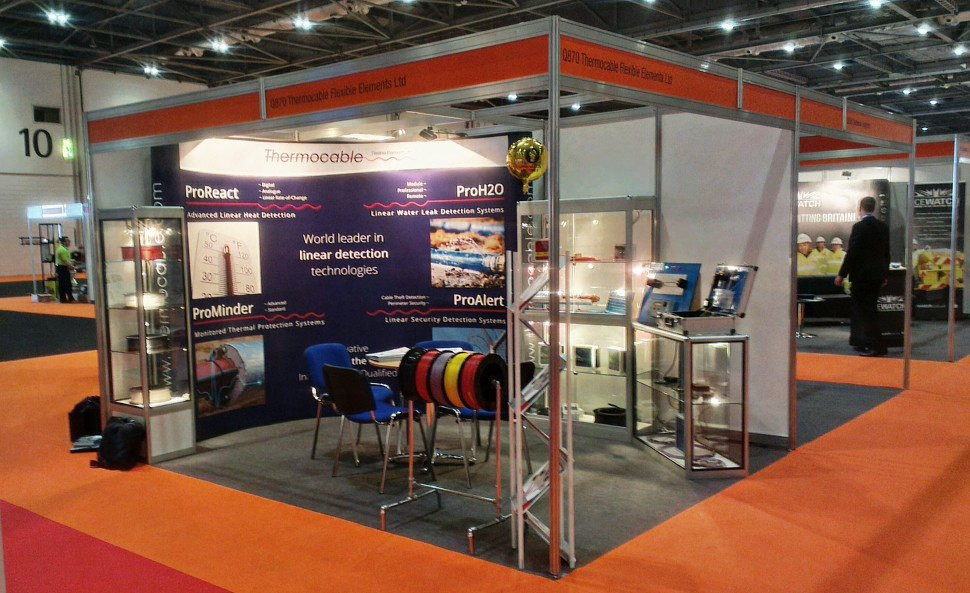 Thank you for visiting us at the Facilities Show 2014