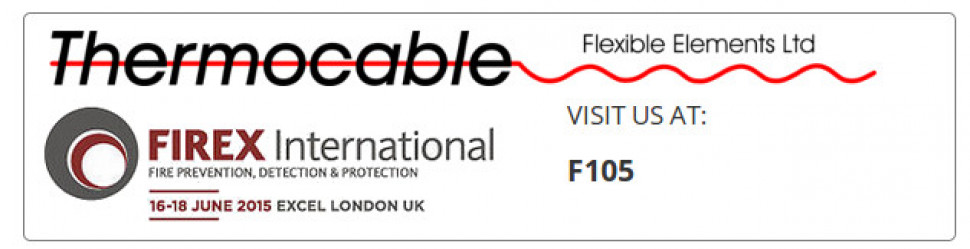 Thermocable Shows Why It Is A World Leader at FIREX